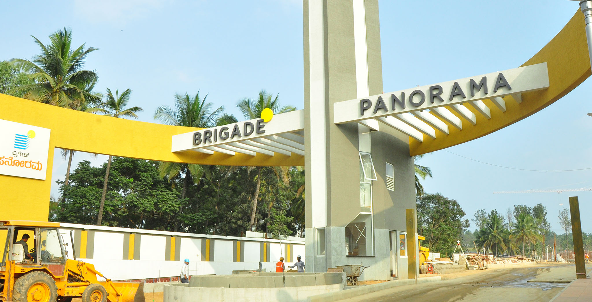 Brigade Panorama - Apartments in Bangalore | Residential ...