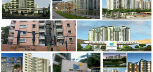 Brigade Group Apartments in Bangalore