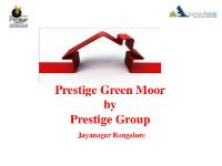 Prestige Green Moor