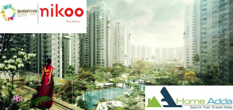 Bhartiya City Nikoo Homes Phase 2