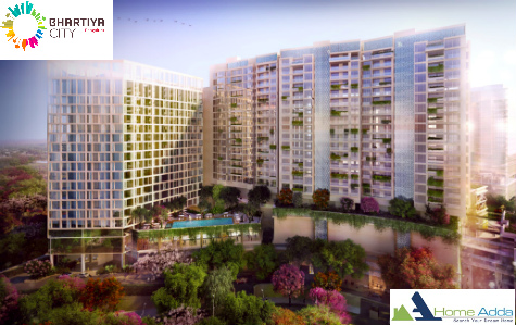 Leela Residences at Bhartiya City