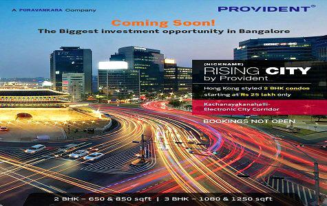 Provident Rising City