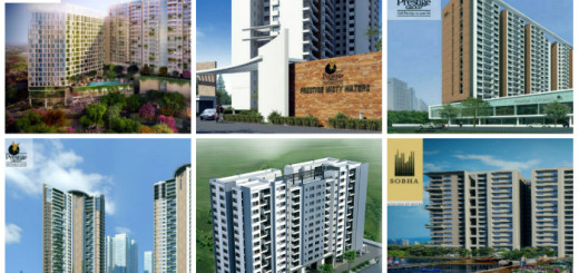 Luxury Apartments in North Bangalore