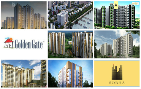 Apartments in Sarjapur Road | Bangalore | Residential Projects