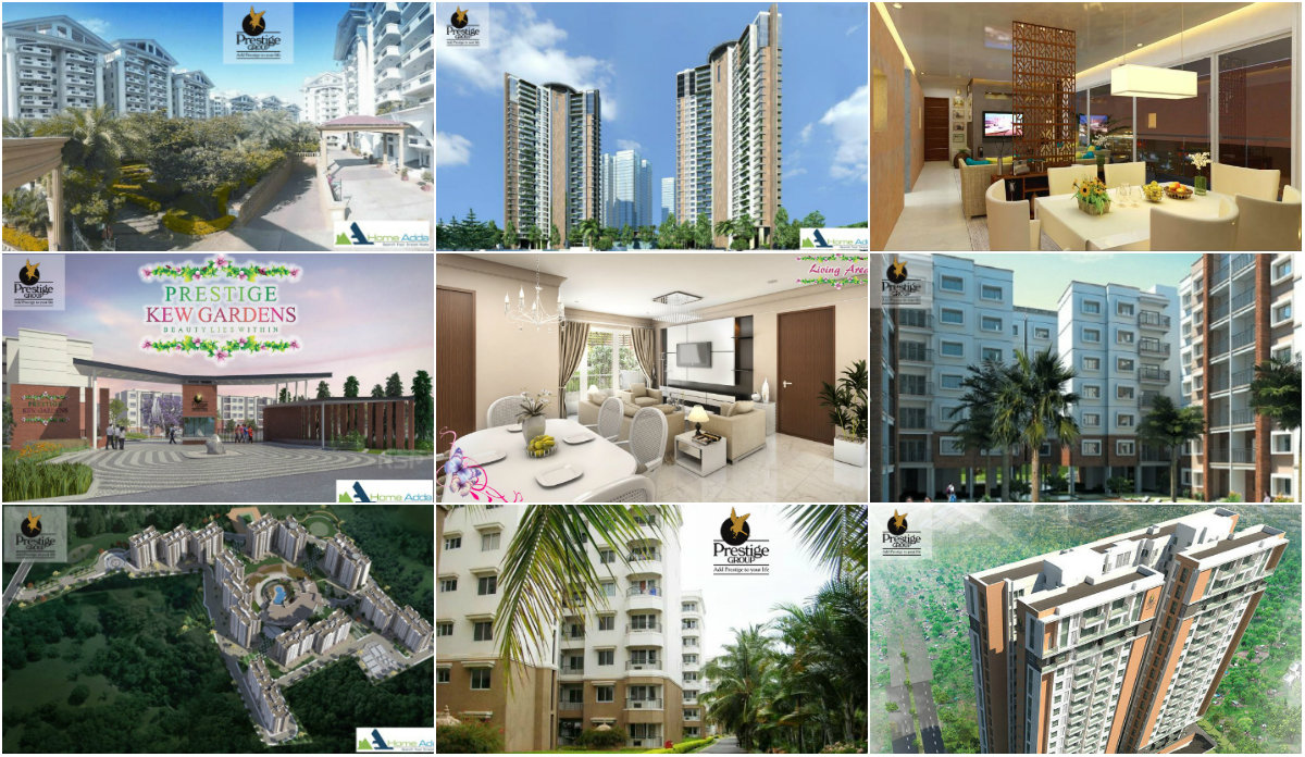 Prestige Apartments in Bangalore - Apartments in Bangalore ...