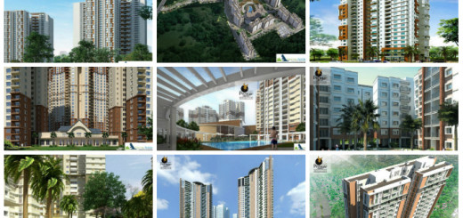 Prestige Apartments in Bangalore